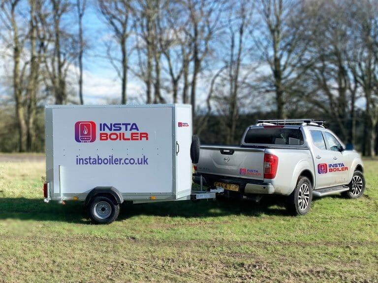Boiler hire UK